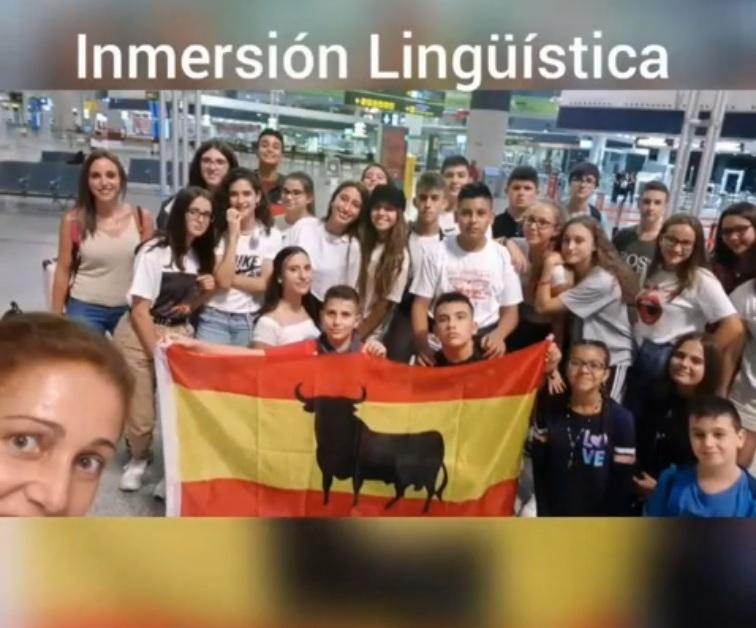 Inmersión Lingüística ESO 2018 2019